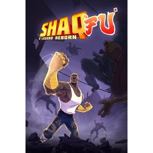 Jogo Shaq Fu: A Legend Reborn - Xbox One