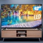 "Smart TV Full HD D-LED 42"" Philco PTV42G70N5CF – Wi-Fi 3 HDMI 2 USB"