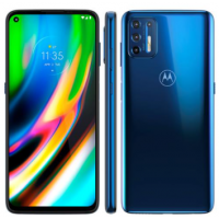"Smartphone Motorola Moto G9 Plus 128GB 4GB RAM Tela 6.8"""