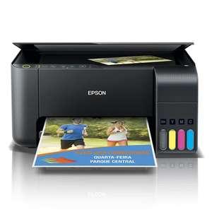 [SELECIONADOS] Impressora Multifuncional Epson EcoTank L3150 Wireless