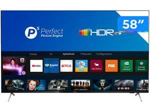 """(APP) Smart TV LED 58"""" Philips / DOLBY ATMOS + DOLBY VISION"""