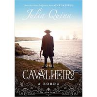 Livro Um cavalheiro a bordo: A origem dos Bridgertons - Julia Quinn