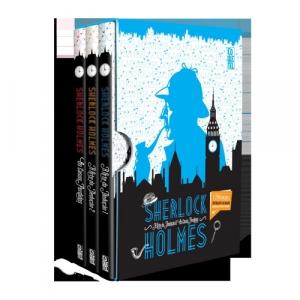 Box de Livros Sherlock Holmes - A Arte da Dedução & os Casos Perdidos (Capa Dura) - Tim Dedopulos
