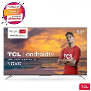 Smart TV TCL 50P715 LED Ultra HD 4K 50