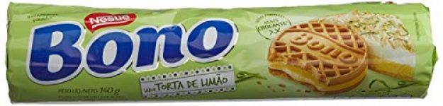4x – Biscoito Torta de Limão Bono 140g