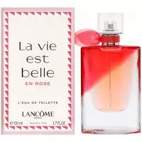 Perfume Lancôme La Vie Est Belle En Rose Edt 50ml