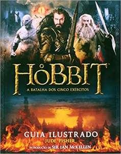 [Prime] Guia ilustrado - O Hobbit - capa dura