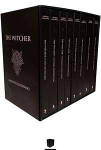 The Witcher - Box especial, coleção completa de livros