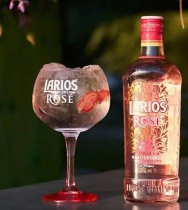 Gin Larios Rose 700ml