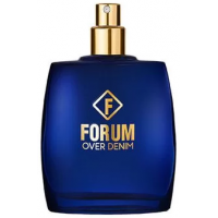 Perfume Forum Over Denim Masculino EDT 50ml