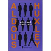Livro Admirável Mundo Novo Aldous Huxley