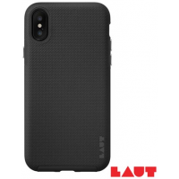Capa com Película para iPhone X e XS Shield em Polieretano Preta - Laut - IPXSDBKI