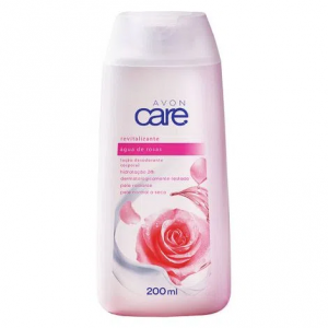 Desodorante Corporal Água de Rosas 200ml - Avon