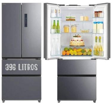 Refrigerador philco 396l inox prf406i – 129966