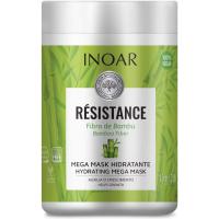 Résistance Inoar Fibra de Bambu Máscara Capilar 1000ml