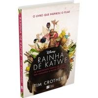 Livro Rainha de Katwe Capa Comum - Tim Crothers