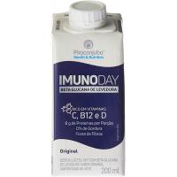5 Unidades Bebida Láctea Piracanjuba Imunoday Sabor Original - 200ml