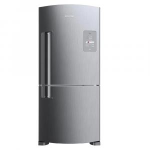 Geladeira Brastemp Frost Free Inverse 573 litros cor Inox - BRE80AK