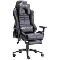 Cadeira Gamer XT Racer Reclinável Preta Platinum - W Series XTR-010