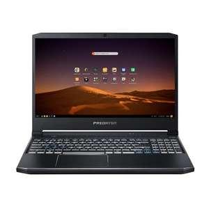 Notebook Predator Helios 300 PH315-53-735Y RTX 2070 Intel Core i7 16GB 256GB SSD 1TB HD 15,6' Endless OS