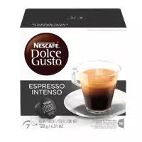 Cápsulas Nescafé Dolce Gusto Espresso Intenso - 16 Cápsulas