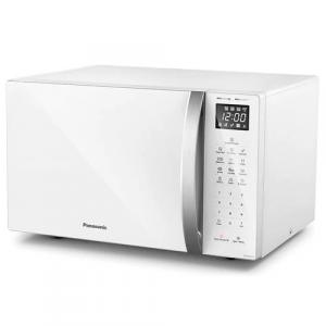 Forno de Micro-ondas com Tecnologia Dupla Refeição Panasonic 34L - NN-ST65LWRUN