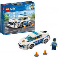 City: Carro Patrulha da Polícia 60239 - Lego