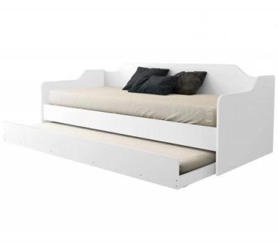 Sofá-cama Solteiro com Cama Auxiliar – Fênix Lotus