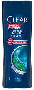 [PRIME] Shampoo Anticaspa Clear Men Ice Cool Menthol 400ml