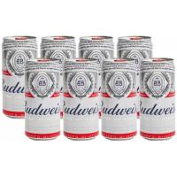 7 Packs Cerveja Budweiser 269ml - 8 Unidades