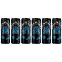 Cerveja Baden Baden Cristal Pilsen Lager - 36 Unidades 350ml