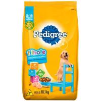 2 Unidades Ração para Cachorro Premium Pedigree - Filhote 10,1kg