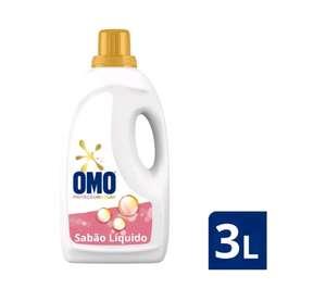 Sabão Líquido Omo Proteção Micelar 3L
