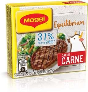 [PRIME] Caldo de Carne Maggi Equilibrium, Tablete, 57 g