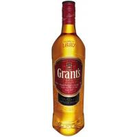 4 Unidades Whisky Grants Escocês The Family Reserve - 750ml