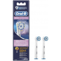 Refil Para Escova Elétrica Oral-B Sensi Ultrafino - 2 Unidades
