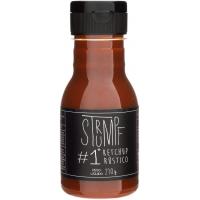 10 Unidades Ketchup #1 Rústico Strumpf 210g