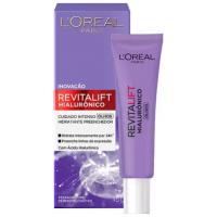 Creme Anti-Idade para Olhos Revitalift Hialurônico - L'Oréal Paris