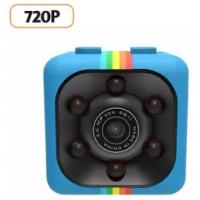 Mini Câmera de Segurança Doméstica SQ11 com Visão Noturna
