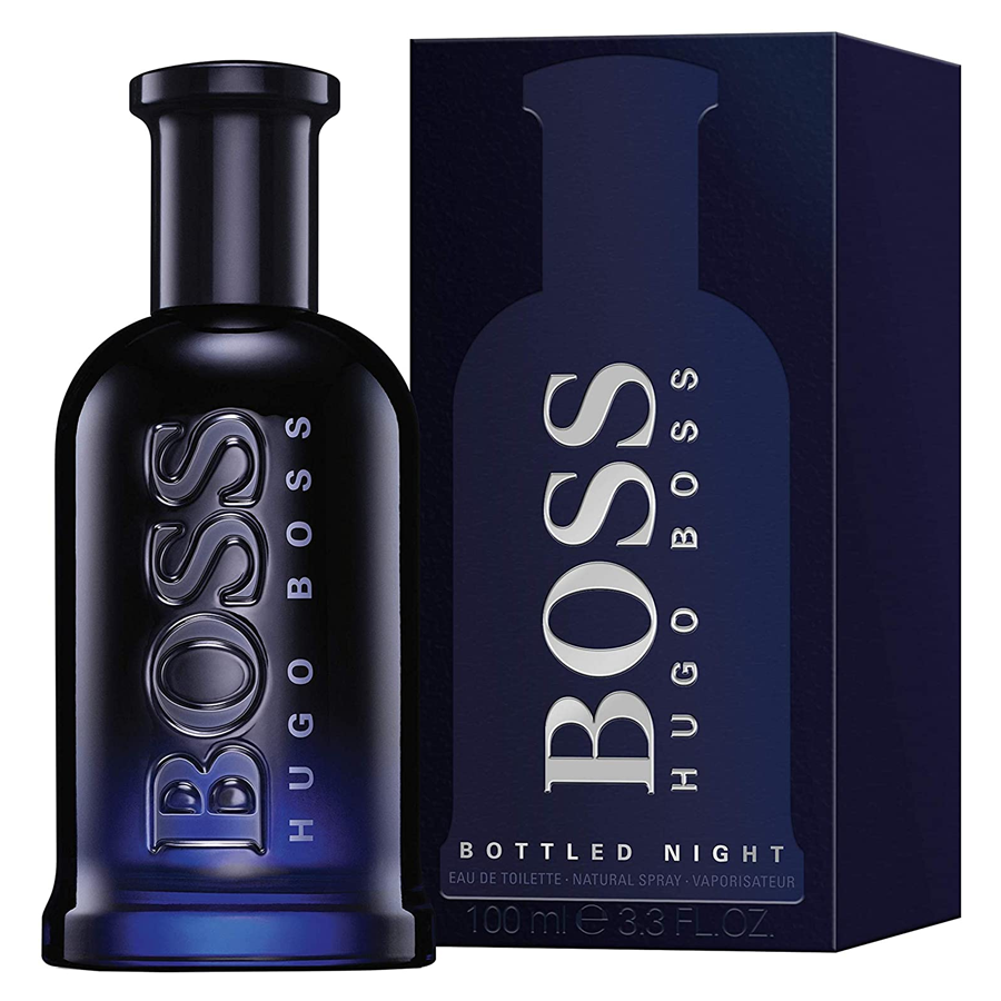 Hugo Boss Bottled Night Eau De Toilette – 100Ml
