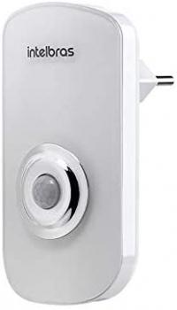Luminária Led Com Sensor De Presença Intelbras Esi 5001 Intelbras Esi Bivoltv Branco