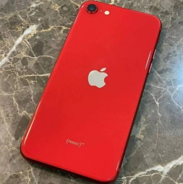 """iPhone SE Apple 128GB (PRODUCT)RED 4,7"""" 12MP iOS"""