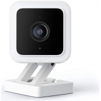 Câmera de Segurança Wyze V3 1080P HD com Visão Noturna e Áudio de 2 Vias - Compatível com Alexa e Google Assistant