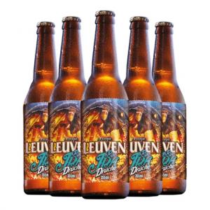 Kit de Cervejas Leuven Session Rye IPA Drache - 5 Unidades