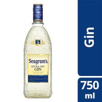 Gin Extra Dry Seagram´S Garrafa 750ml