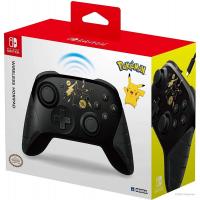 Controle Nintendo Switch Hori (Pokemon: Black & Gold Pikachu)