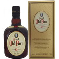 Whisky Escocês Old Parr - 12 Anos 750ml