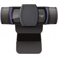 Webcam Full HD Logitech C920s com Microfone e Proteção de Privacidade para Gravações em 1080p