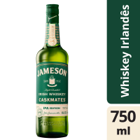 Whiskey Irlandês Jameson Caskmates IPA Edition - 750ml