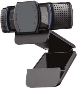 [Prime] Webcam Full HD Logitech C920s Microfone e Proteção de Privacidade 1080p